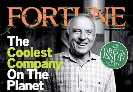 Fortune Magazine Yvon Chouinard Patagonia
