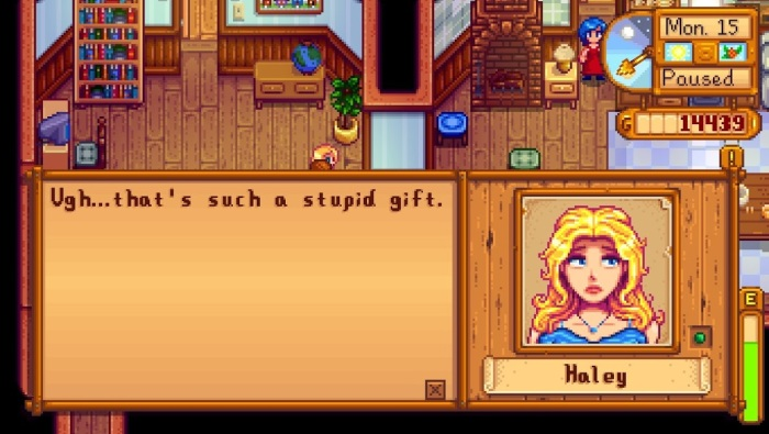 Stardew Valley Haley