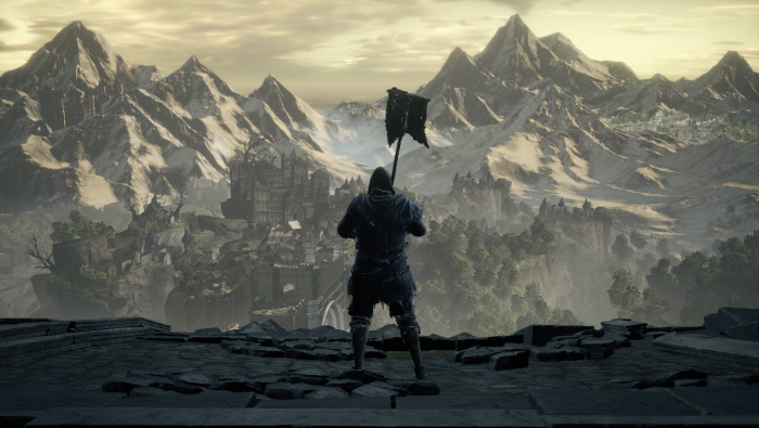 Dark Souls 3 viewpoint