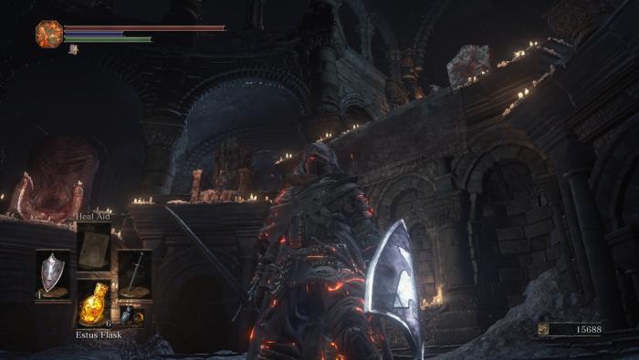 Dark Souls 3 Badass
