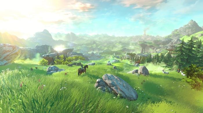 Nintendo NX Zelda-2