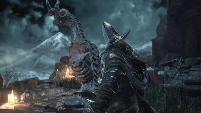 Dark Souls Path of the Dragon