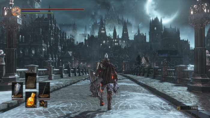 Dark Souls 3 irithyll