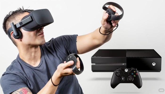 Xbox Scorpio Oculus