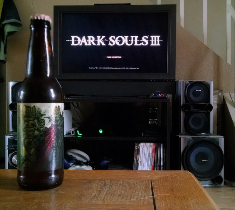 Beer Pair Dark Souls 3