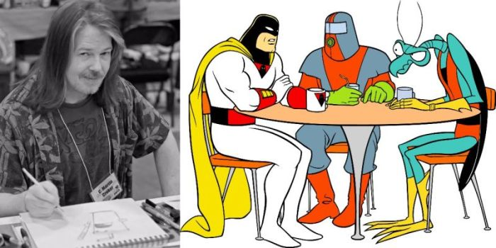 space ghost coast to coast and c martin croker